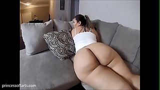 Big Booty Farting 2