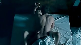 Jennifer Lawrence Sex Scene in Passenger -  full video at celebpornvideo.com