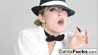 Dahlia Sky hot masturbation fun